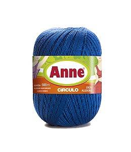 Linha Anne 500 Circulo - Cor 2829 - AZUL BIC