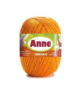 Linha Anne 500 Circulo - COR 4156 - CENOURA
