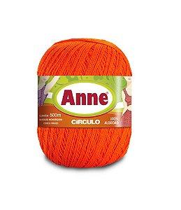Linha Anne 500 Circulo - Cor 4445 - TANGERINA