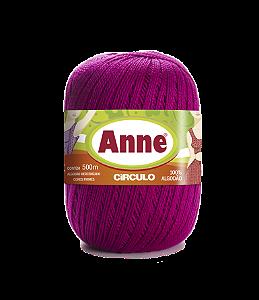 Linha Anne 500 Circulo - Cor 6133 - PINK