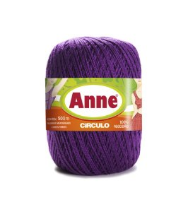 Linha Anne 500 Circulo - Cor 6313 - AMORA