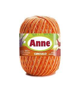 Linha Anne 500 Circulo - Cor 9059 - ABÓBORA