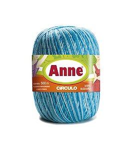 Linha Anne 500 Circulo - COR 9113# - CASCATA