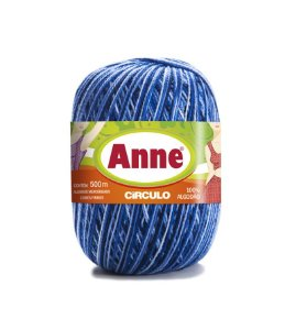 Linha Anne 500 Circulo - Cor 9172 - AMULETO