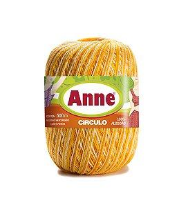 Linha Anne 500 Circulo - Cor 9368 - RAIO DE SOL