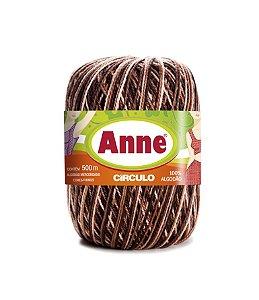 Linha Anne 500 Circulo - COR 9601# - CAPUCCINO
