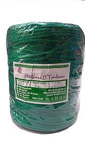 Fio Náutico Polipropileno - 1 Kg - Verde Bandeira