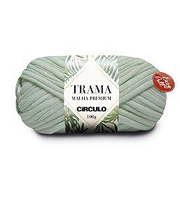 Fio Trama Malha Premium Círculo Cor - 2204 - VERDE CANDY