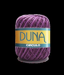 Linha Duna 100g Círculo - Cor 9517 - ALAMANDA
