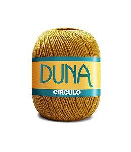 Linha Duna 100g Círculo - Cor 7030 - MOSTARDA