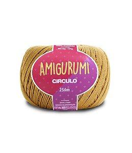 Fio Amigurumi 254m Círculo - Cor 7030 - MOSTARDA