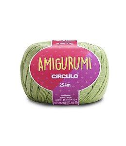 Fio Amigurumi 254m Círculo - Cor 5741 - PERIQUITO