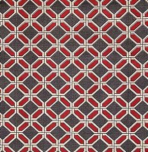 Tecido de Decoração Belize REF 5559-B Dohler - 1,00 x 1,40 m
