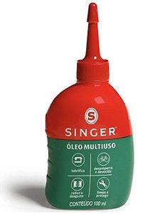Óleo Multiuso Doméstico Singer - 100ml