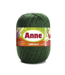 Linha Anne 500 Circulo - Cor 5398 - MUSGO