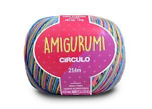 Fio Amigurumi 254m Círculo - Cor 9534 - UNICÓRNIO