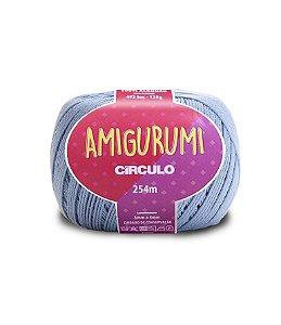 Fio Amigurumi 254m Círculo - Cor 2927 - AQUÁRIO