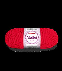 Lã Mollet 40g Cor - 145 - CHAMA