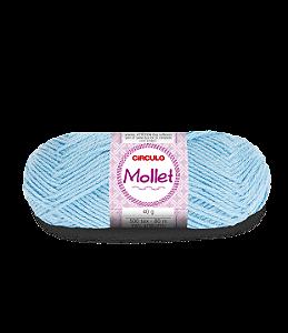 Lã Mollet 40g Cor - 2309 - FLASH