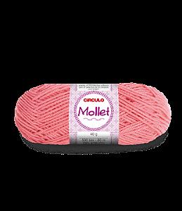 Lã Mollet 40g Cor - 3128 - CUPIDO