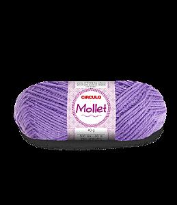 Lã Mollet 40g Cor - 6399 - AZALEIA