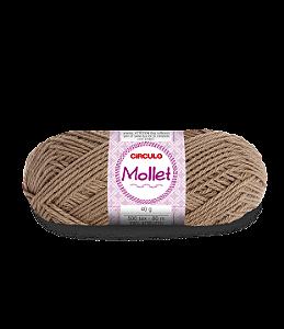 Lã Mollet 40g Cor - 794 - CARAVELA