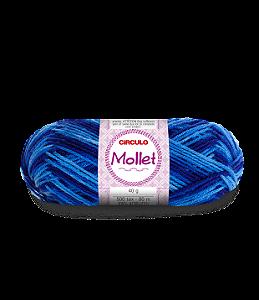 Lã Mollet 40g Cor - 9172 - AMULETO