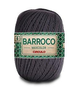 Barroco Maxcolor Nº 6 200g Cor 8323 - CINZA ÔNIX