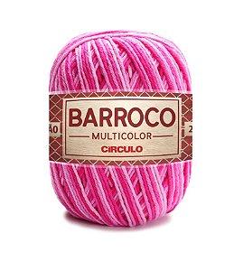 Barbante Barroco Multicolor N.6 200g Cor 9427 - FLOR