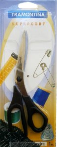 Tesoura Costureira Tramontina REF 25912/107 - 19,5 cm Aço Inox