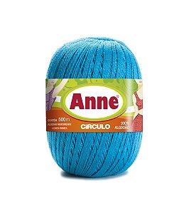 Linha Anne 500 Circulo - Cor 2194 - TURQUESA