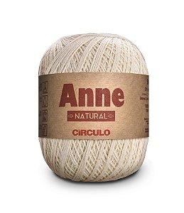 Linha Anne 500 Circulo - Cor 0020 - NATURAL