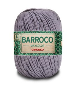 Barroco Maxcolor 6 - 200g Cor 8336 - CINZA CHUMBO
