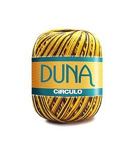 Linha Duna 100g Círculo - Cor 9492 - GIRASSOL