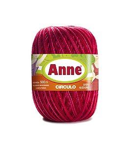 Linha Anne 500 Circulo - Cor 9153 - CABARÉ