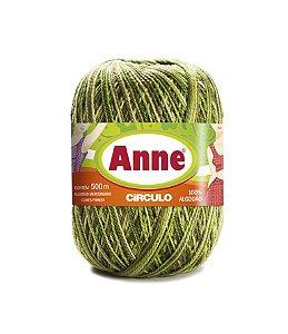 Linha Anne 500 Circulo - Cor 9392 - FOLHA