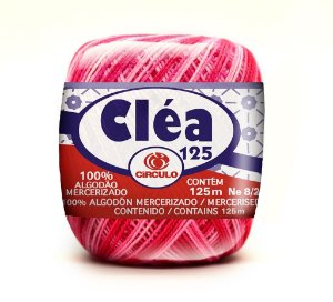 Linha Cléa 125 Círculo - 125m