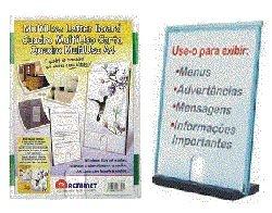 A- QUADRO MULTIUSO ACRIMET ACRILICO P/ ELEVADORES