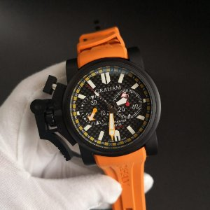 GRAHAM CHRONOFIGHTER - L5DC2SCCR
