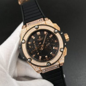 HUBLOT KING POWER CRAVEJADO - R4MSRTJAU