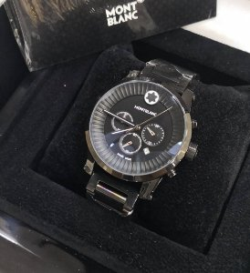 MONTBLANC CLASSIC BLACK TOTAL - 2H3XPGWF6