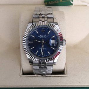ROLEX DATEJUST BLUE JUBILE - ZHATC5YL6