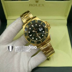 ROLEX SUBMARINER GOLD - USA4RAXDF