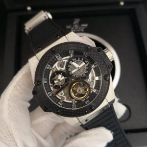 HUBLOT KING POWER TURBILION - PS34UCLKH