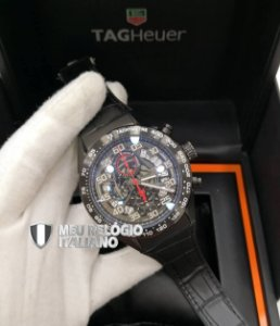 TAG HEUER TACHYMETRE - T8G52XJER