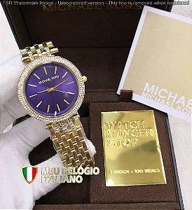 Michael Kors MK3190 c/ Pedras - GKNLEKWMV