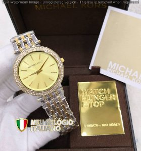 Michael Kors c/ Pedras - RT6BVR3MM