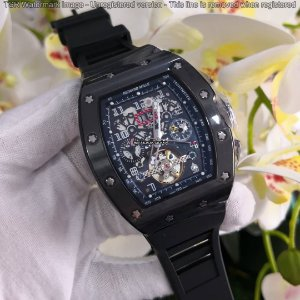 RELÓGIO RICHARDMILLE TURBILLION - UNCE363WK-SDX