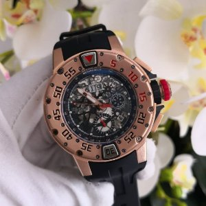 Richard Mille RM 032 Automatic Chronograph Skeletonized - TG7XK7NAA-SDX
