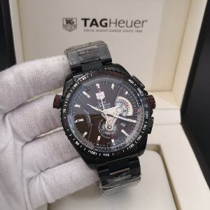 RELOGIO TAG HEUER CALIBRE 36 ALL BLACK - YRM4P7N3P